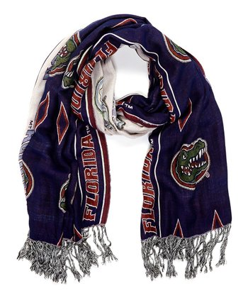 Florida Gators Fringe Scarf - Women