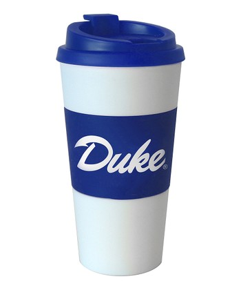 Duke Blue Devils 16-Oz. Travel Tumbler