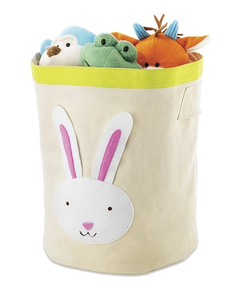 Bunny Storage Bin