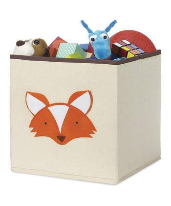 Fox Storage Cube