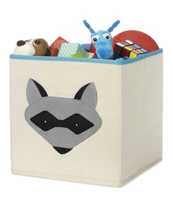 Raccoon Storage Cube