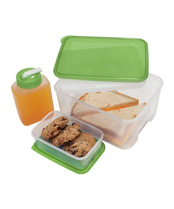Chill-To-Go Bottle & Container Set
