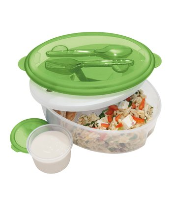 Chill-To-Go Round Four-Piece Container Set
