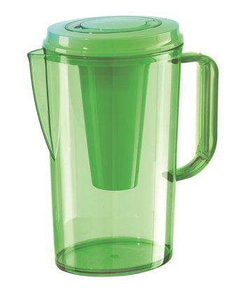 Green 68-Oz. Ice Tube Party Pitcher