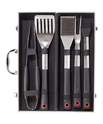 Six-Piece Barbecue Set