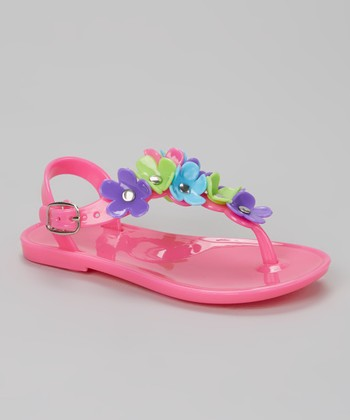896a6994d Turn to Jelly  Girls  Sandals
