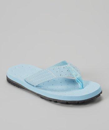 Empire Light Blue Boy Flip-Flop