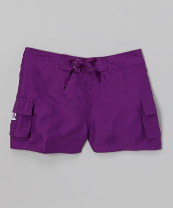 Plum Carla Boardshorts - Girls