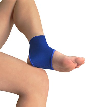 Blue Basic Ankle Wrap