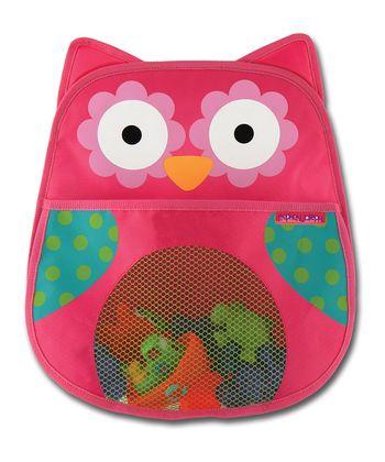 Owl Bath Toy Caddy