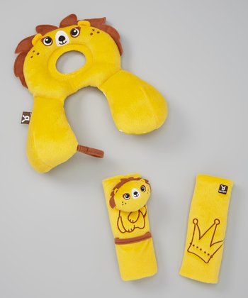 Yellow Lion Travel Friends Set