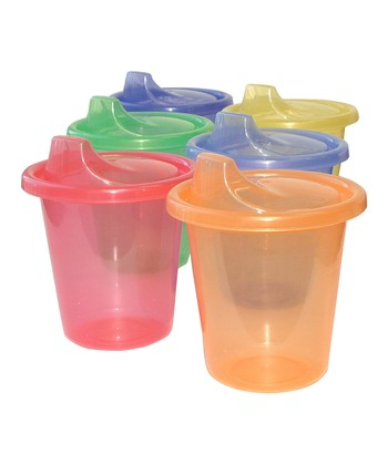 Lose or Re-Use Sippy Cup Set