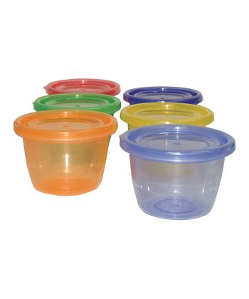 Lose or Re-Use Snack Cup Set