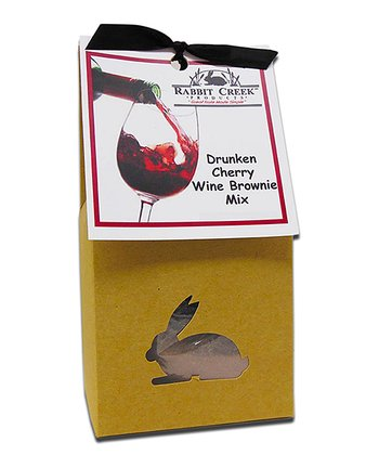 Drunken Cherry Wine Brownie Mix - Set of Two