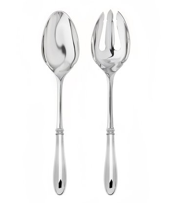 Stainless Steel Venice Salad Serving Set