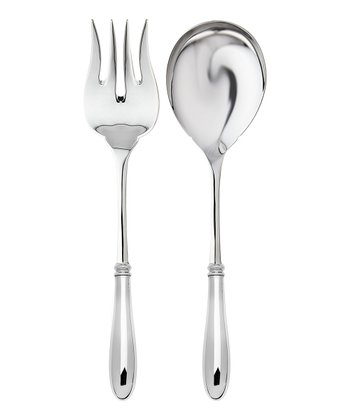 Stainless Steel Venice Serving Set