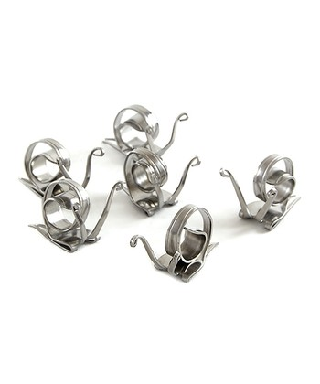 Snail Figurine - Set of Six