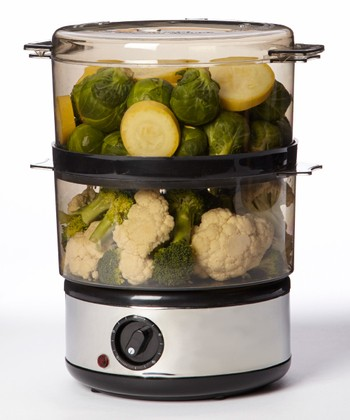Six-Piece Food Steamer Set