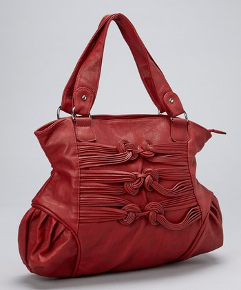 Red Sori 7 Satchel