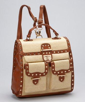Beige Shira 2 Crossbody Bag
