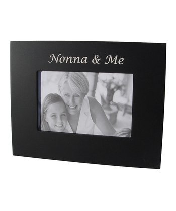 'Nonna & Me' Photo Frame