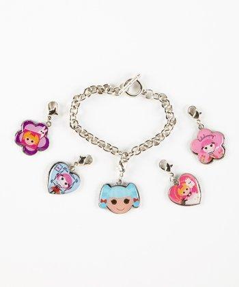 Pink Lalaloopsy Jewelry Set