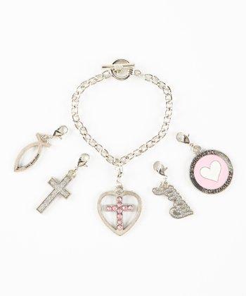 Religious Jewelry Set