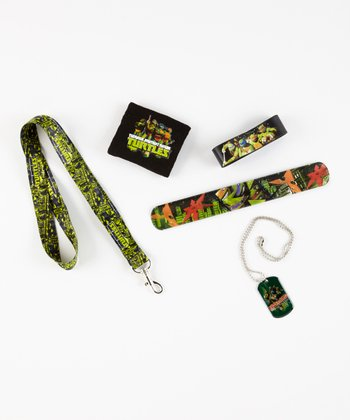 Ninja Turtles Accessories Set