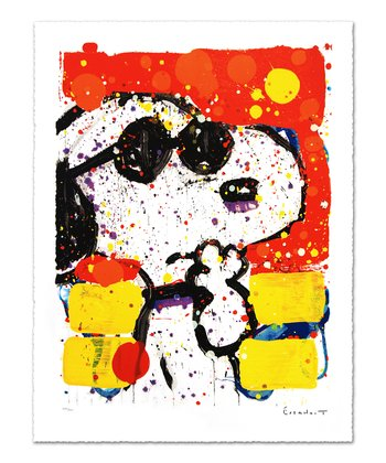 Cool & Intelligent Limited Edition Lithograph Print