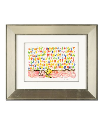 Tweet Tweet Limited Edition Framed Lithograph Print