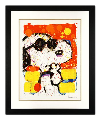Cool & Intelligent Limited Edition Framed Lithograph Print