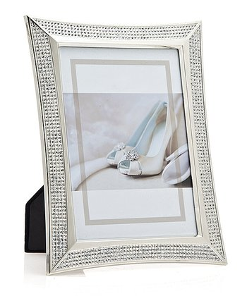 Sparkling Silver Photo Frame