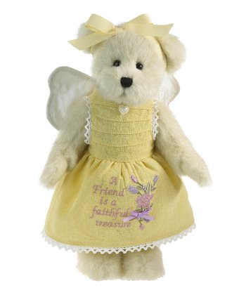 'Friend' Angel Plush Bear