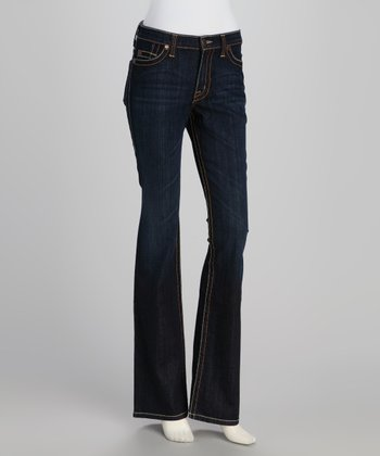 Blue Rivera Emily Flair Jeans