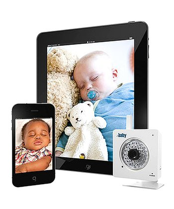 WiFi Network Baby Monitor 2.0