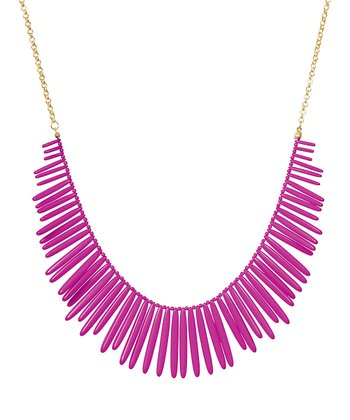 Raspberry Alex Necklace