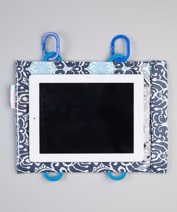 Blue Bollywood Tablet Case