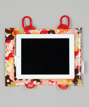 Poppin' Poppies Tablet Case