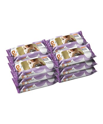 Gentle Wipes Pack - Set of 12