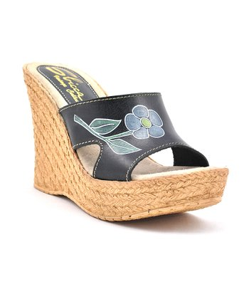 Black Cloud Espadrille