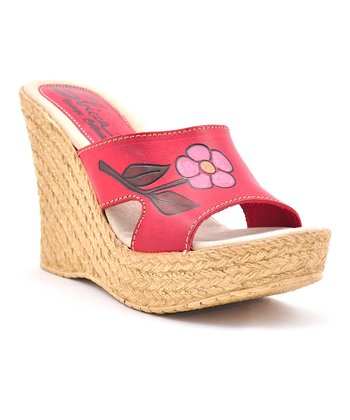 Red Cloud Espadrille