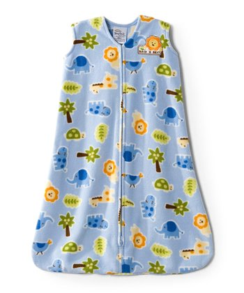 Blue Safari SleepSack