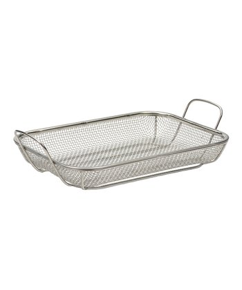 Stainless Steel BBQ Roasting Basket