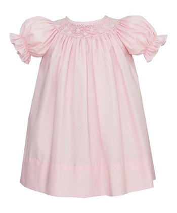Light Pink Bishop Dress - Infant & Toddler
