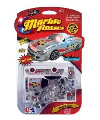 Tiger Shark Marble Racer