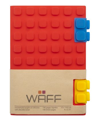 Red WAFF Notebook