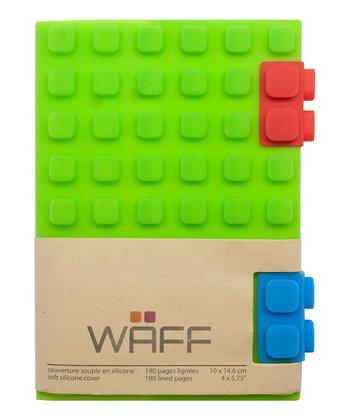 Green WAFF Notebook
