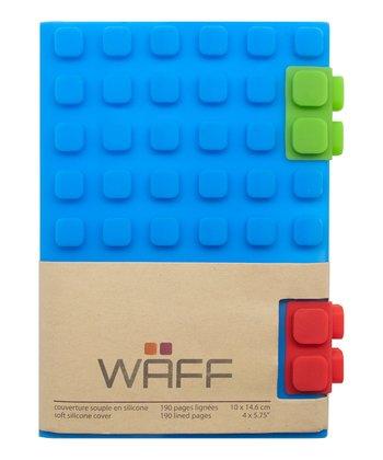 Blue WAFF Notebook