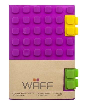 Purple WAFF Notebook