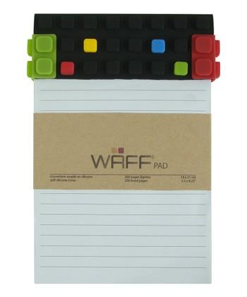 Black WAFF Notepad